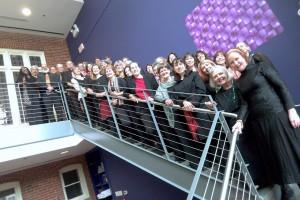 Chorus stairs